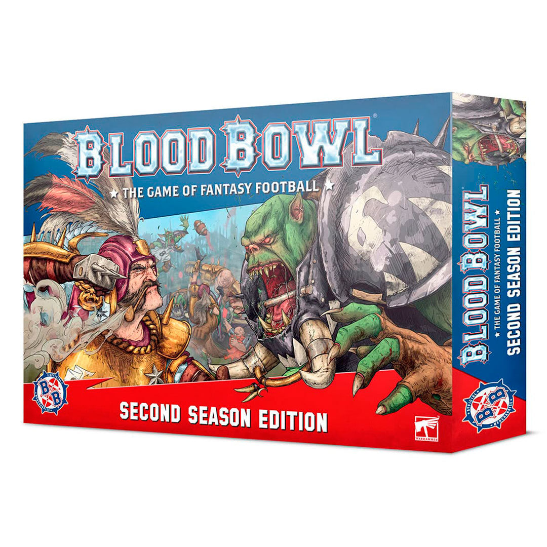Blood Bowl Starter Set Second Season