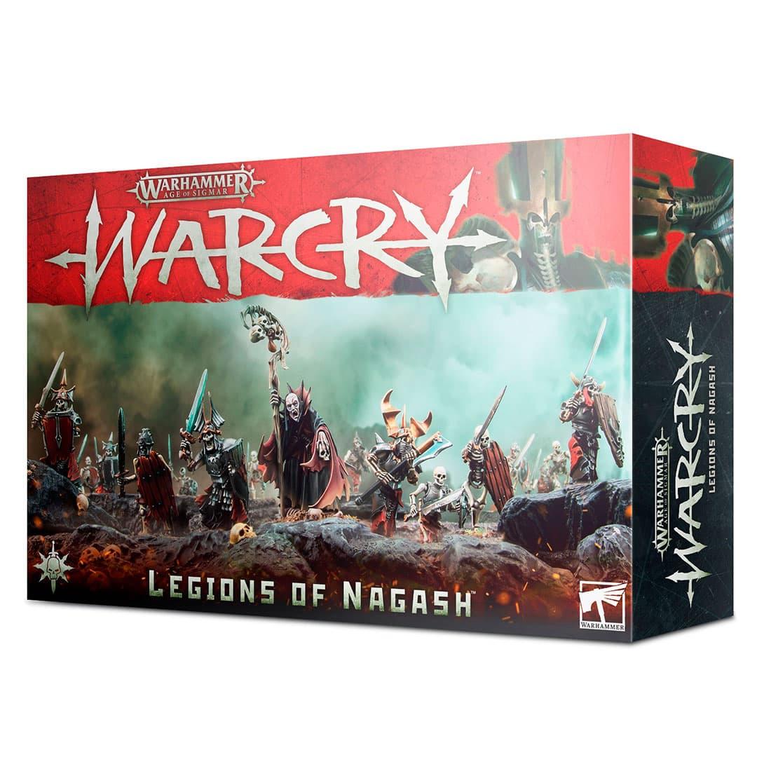 Warcry Legions of Nagash