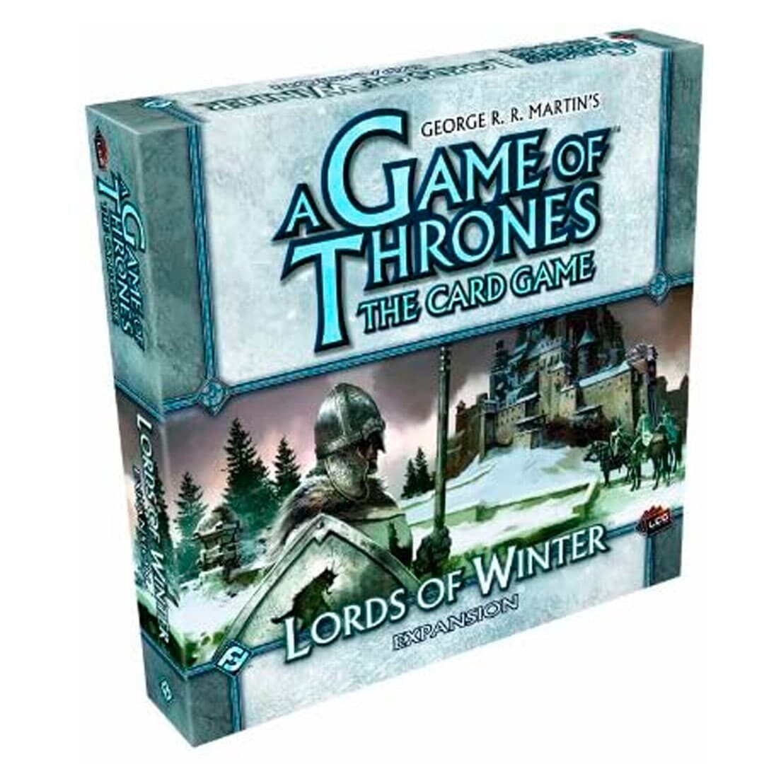 Game of thrones card game Lords of the winter