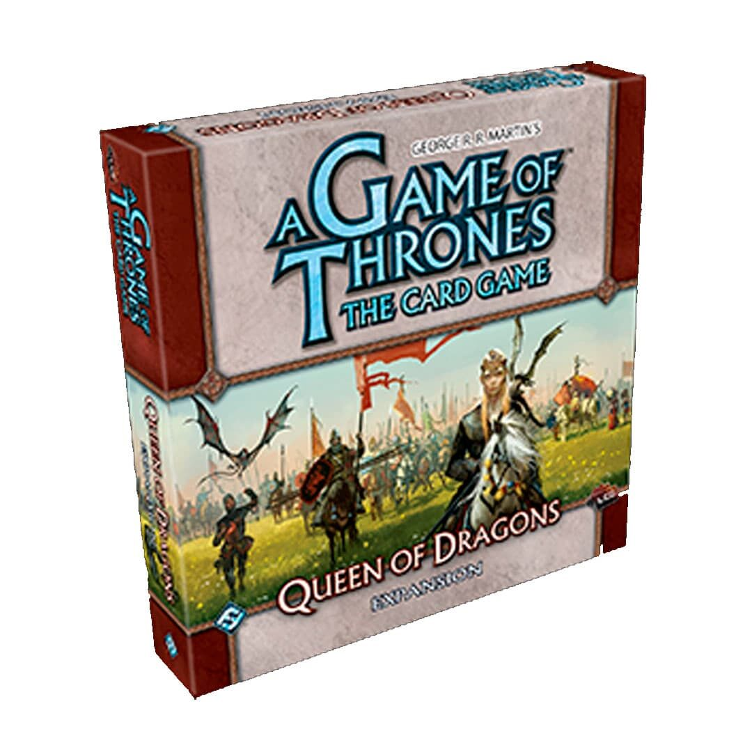 Game of thrones card game Queen of dragons