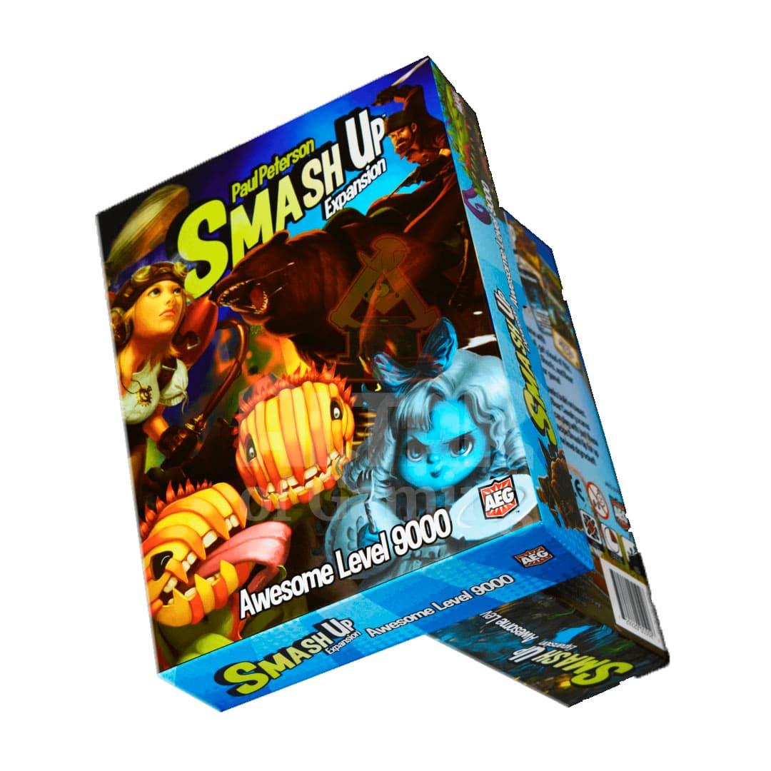 Smash Up exp. Awesome level 9000