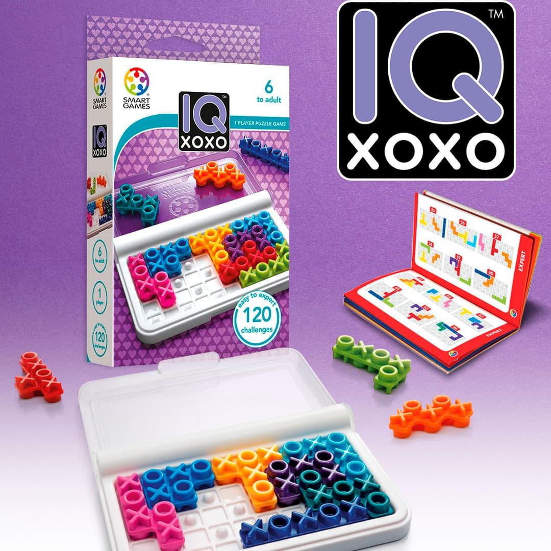 IQ PUZZLE XOXO