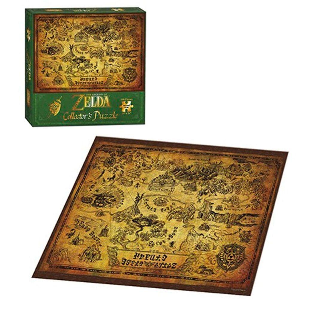 Puzzle the legend of ZELDA rompecabezas