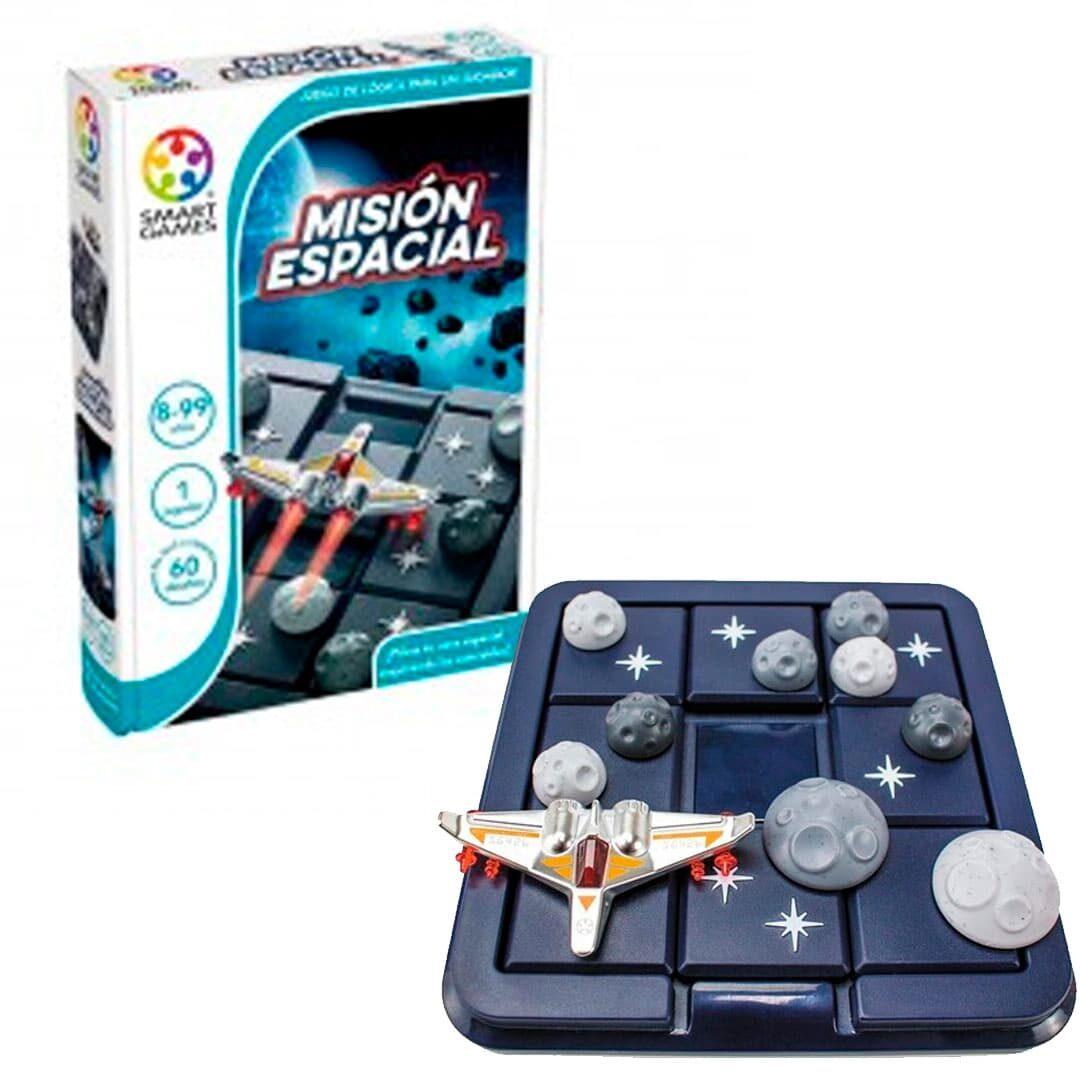Misión espacial JUEGO DE LÓGICA SMART GAMES