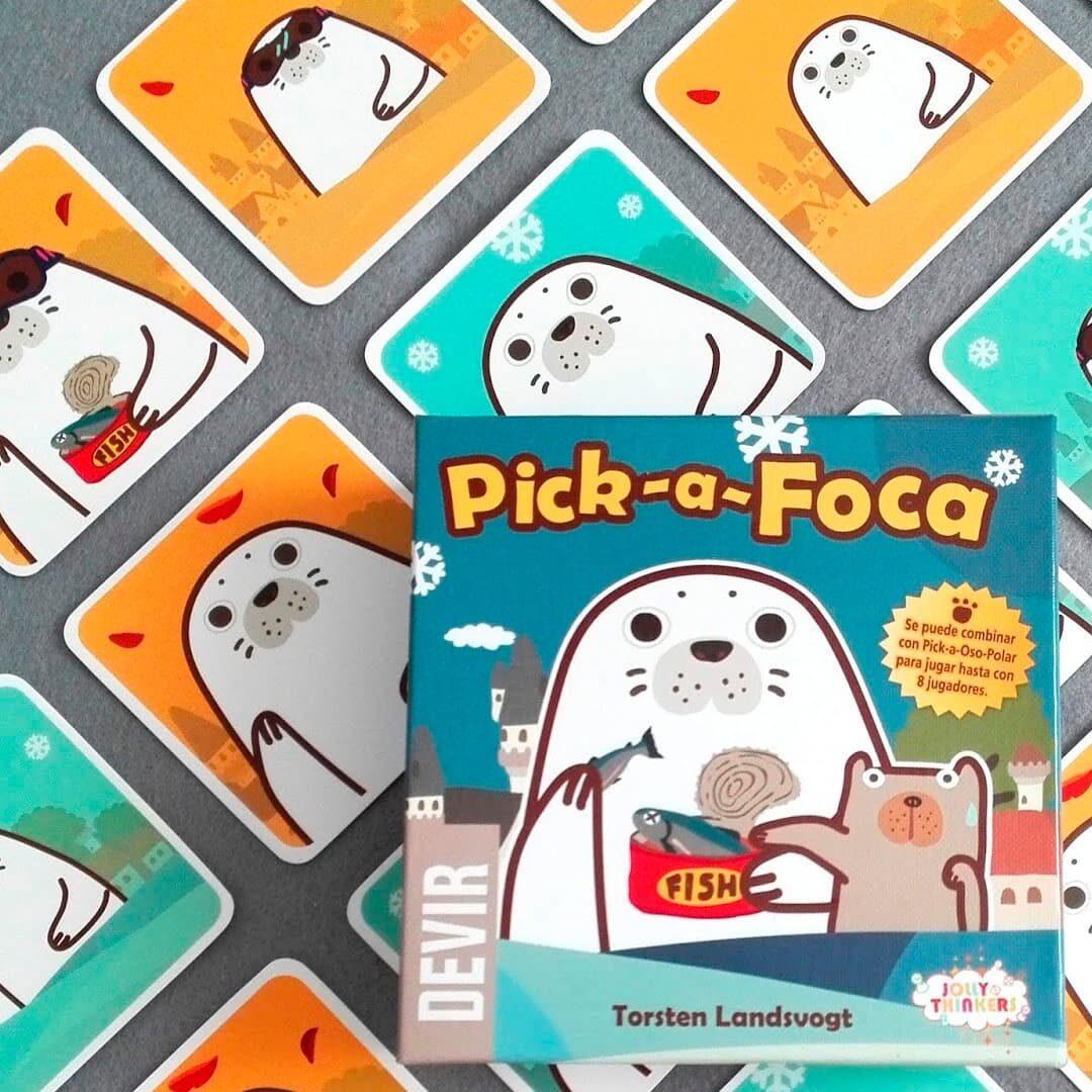 Pick a Foca