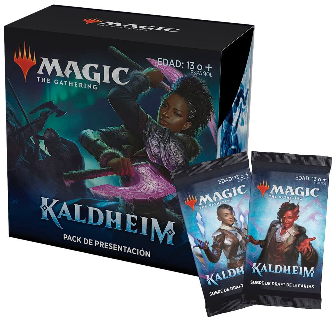 Paquete de Prelanzamiento Kaldheim Magic the gathering Anam Store