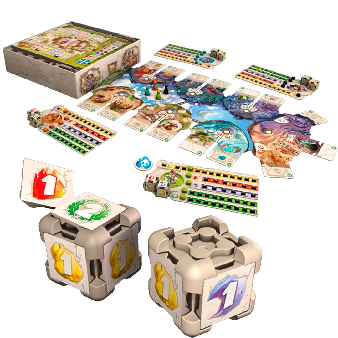 Dice Forge 2