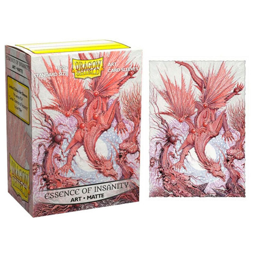 Dragon Shield - Micas STND Art Essence of Insanity