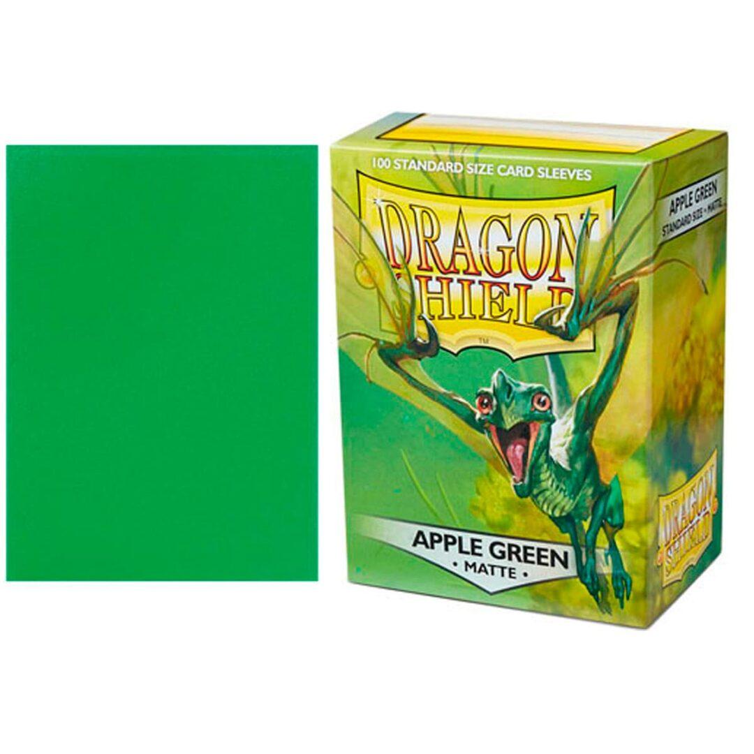 Dragon Shield - Micas STND Matte - Apple Gree