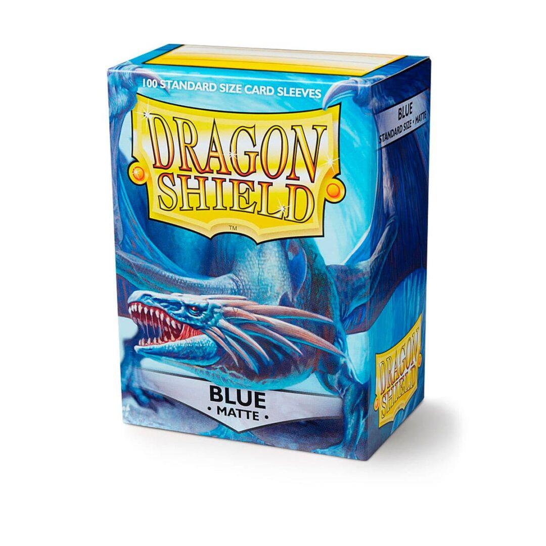 Dragon Shield - Micas STND Matte - Blue