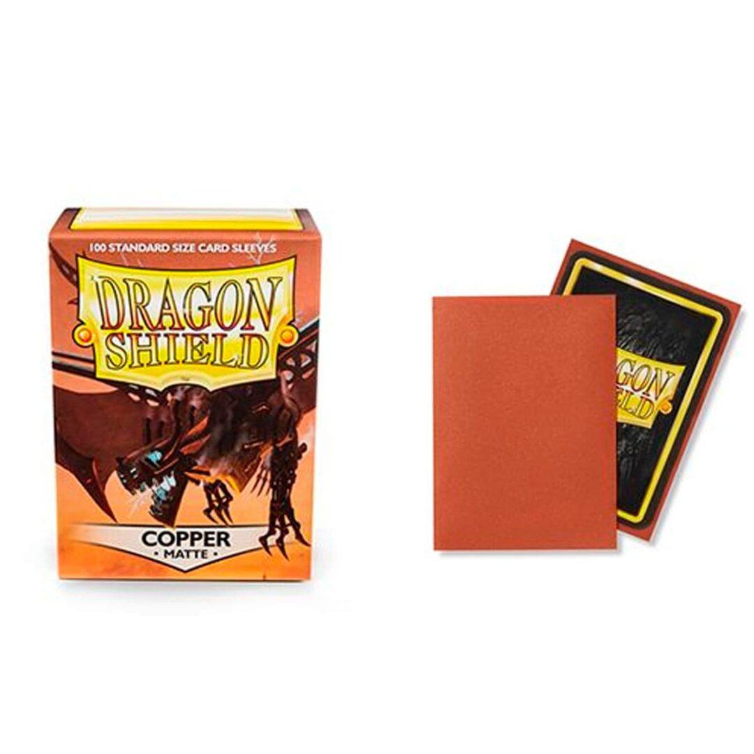 Dragon Shield - Micas STND Matte - Copper
