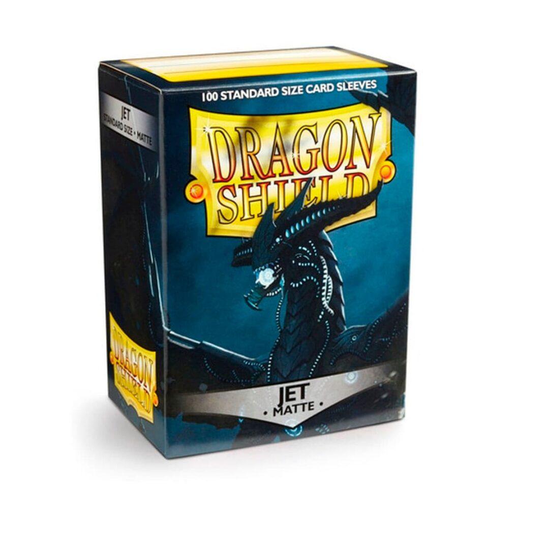 Dragon Shield - Micas STND Matte - Jet