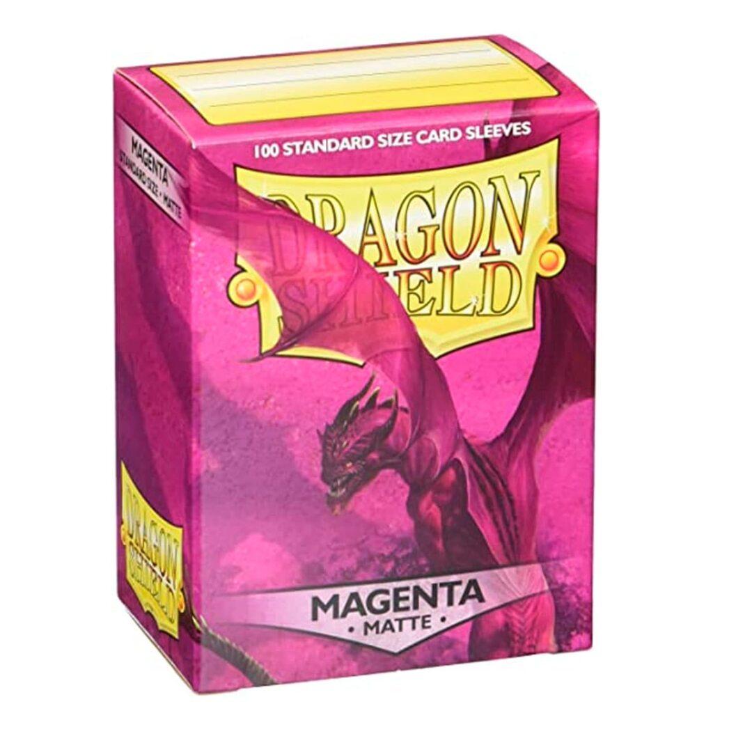 Dragon Shield - Micas STND Matte - Magenta