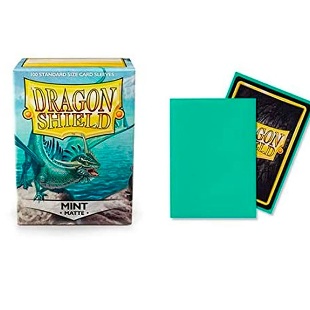 Dragon Shield - Micas STND Matte - Mint