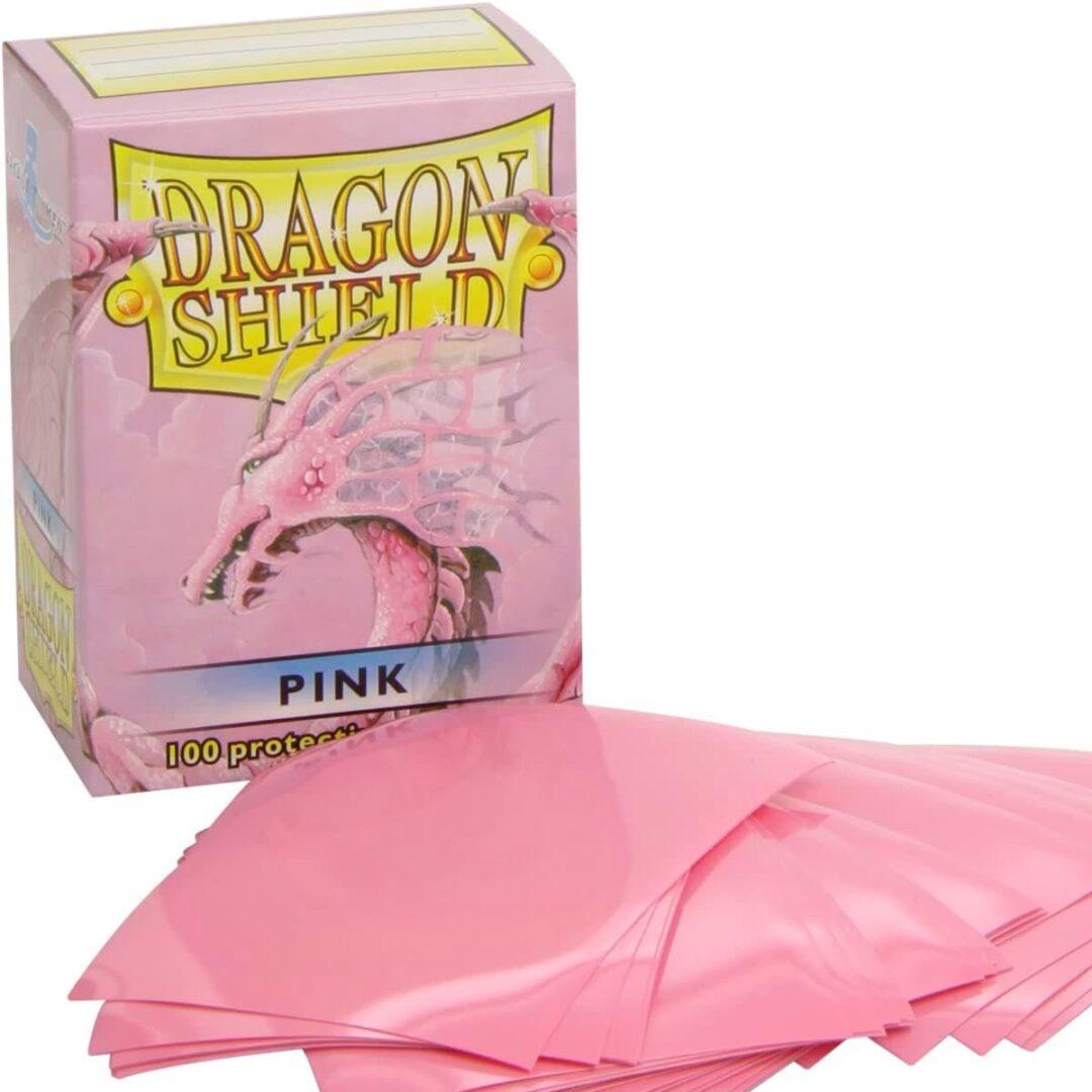 Dragon Shield - Micas STND Matte - Pink