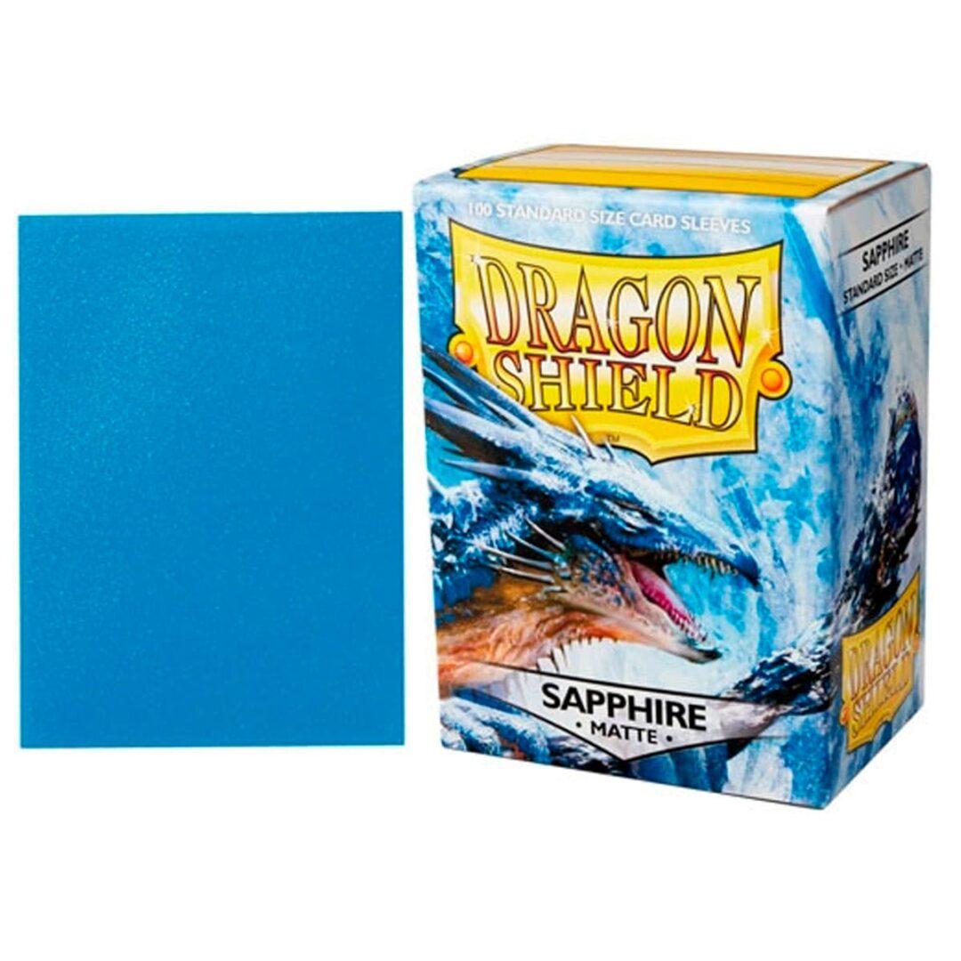 Dragon Shield - Micas STND Matte - Sapphire