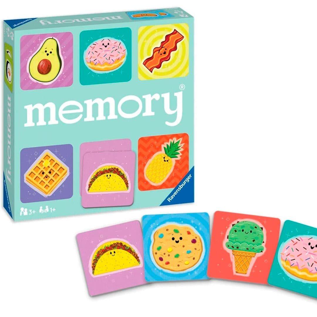 Memory Comida
