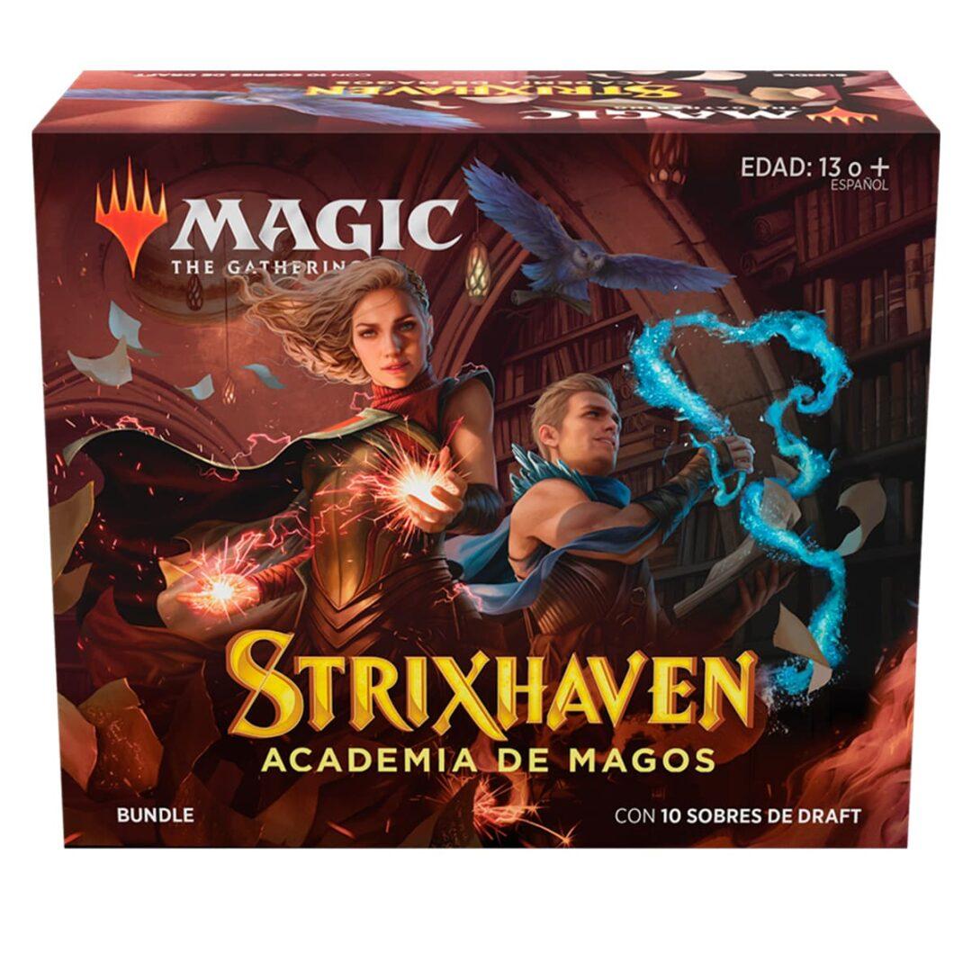 Bundle Strixhaven escuela de magos