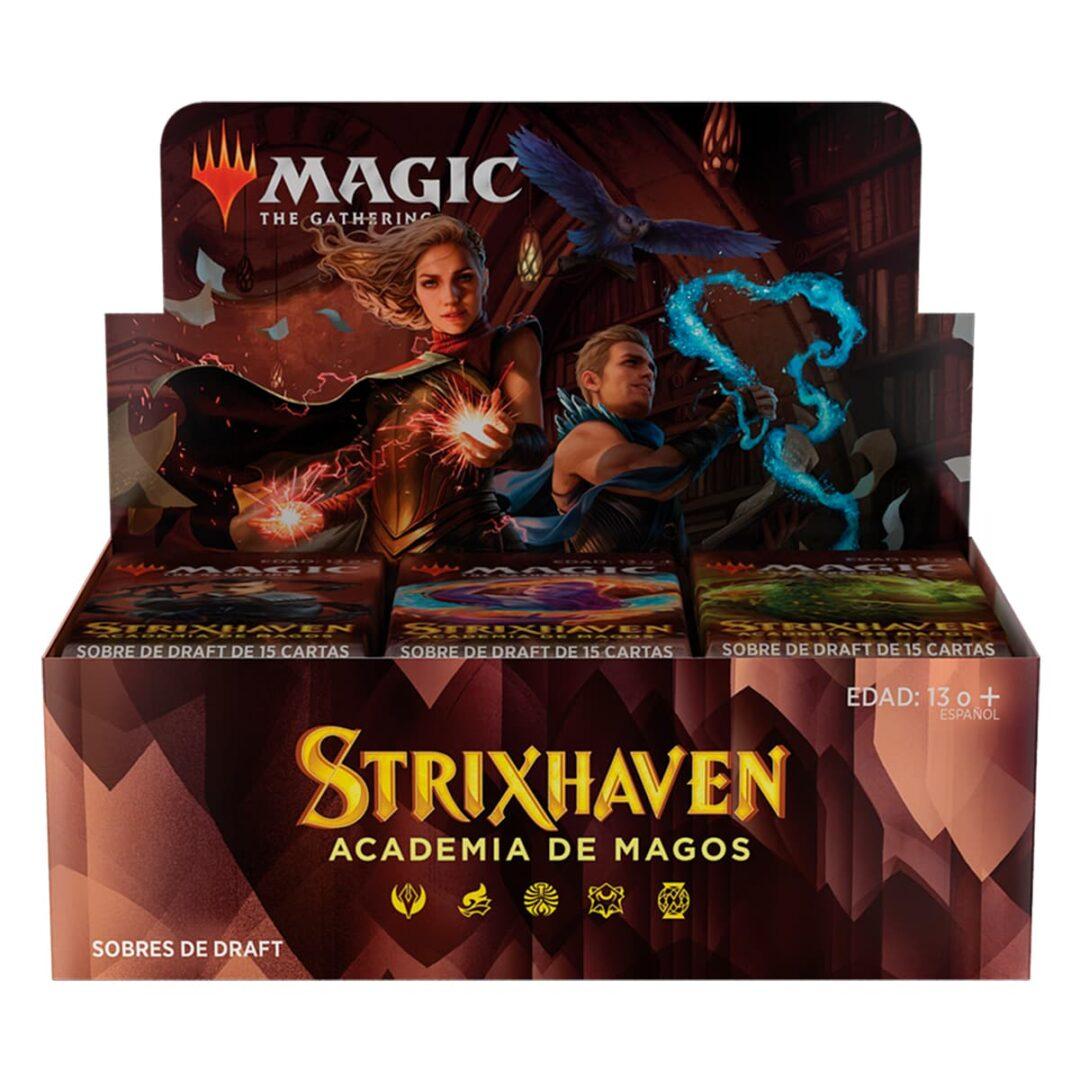 Draft Booster box Strixhaven